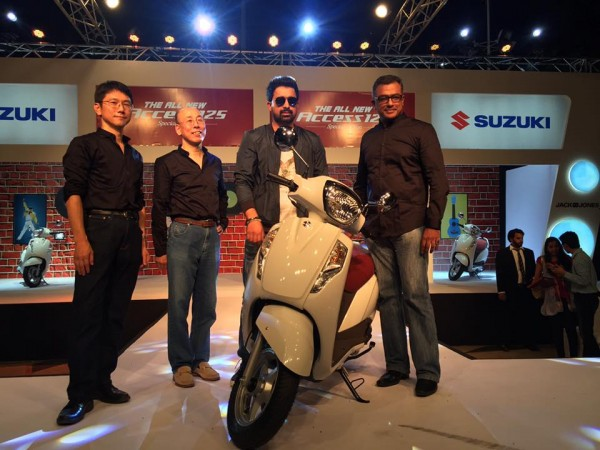 Suzuki Access 125 special edition launched at Rs. 55,589