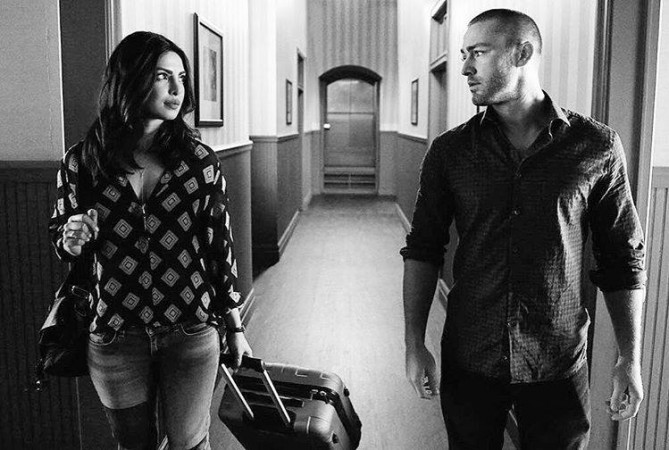 "Ryan and Alex from Season 2 of ""Quantico"""
