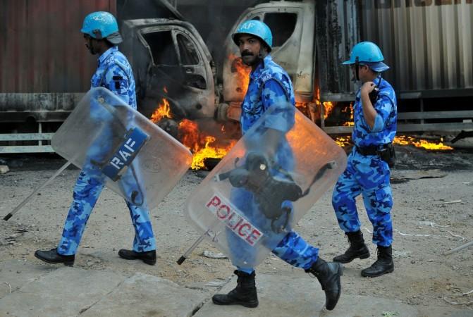 Bangalore Cauvery violence