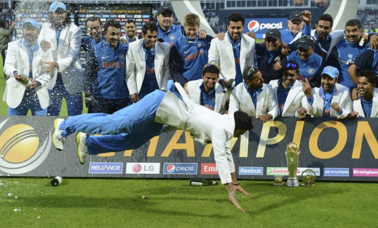 India Have Not Written To ICC Over Withdrawing From Champions Trophy 2017