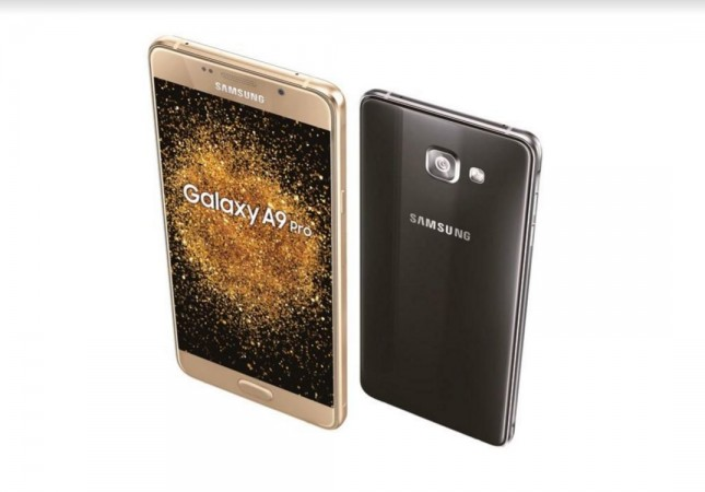 Samsung Galaxy A9 Pro released in India; price, specifications