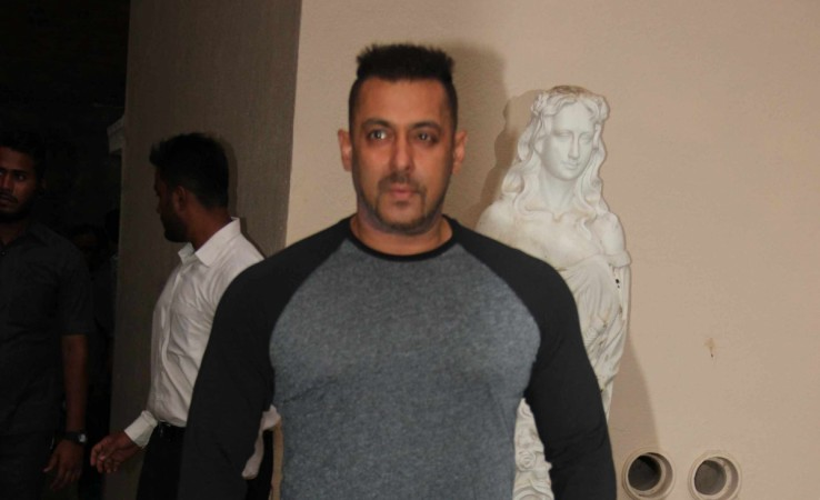 Salman Khan not moving out of Galaxy apartments Pictured: Salman Khan promoting Sultan.