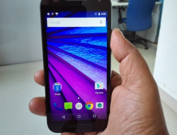 Update Moto G (2015) with Android Nougat via AOSP ROM [How