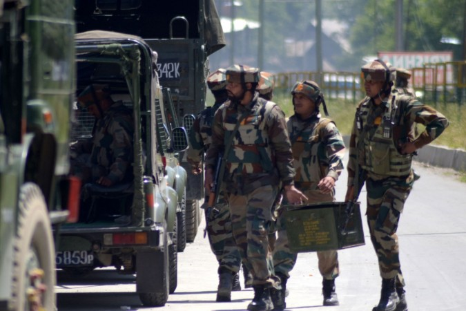 Terror attack in Kashmir
