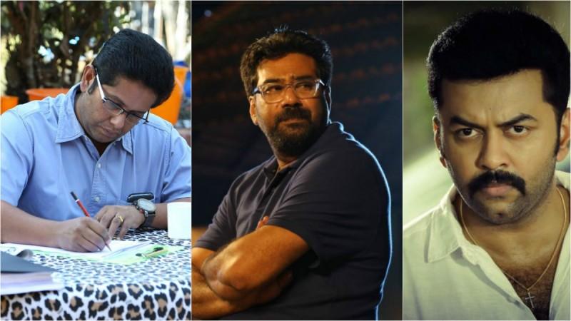 Jeethu Joseph pens Indrajith Sukumaran and Biju Menon movie
