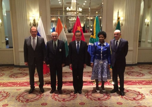 India engages international community
