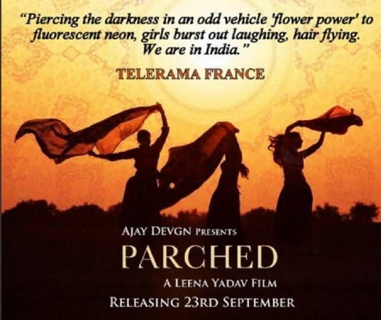 Radhika Apte-starrer Parched review round-up