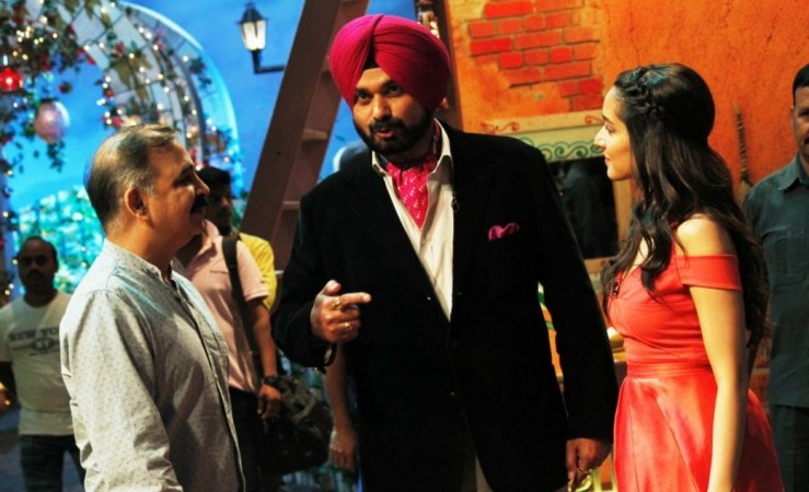 Navjot Singh Sidhu not quitting The Kapil Sharma Show for Punjab election