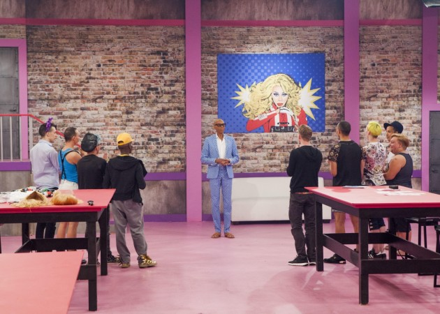 Ru explains the new twists in the competition