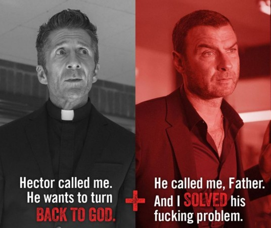 Ray Donovan will receive an award from the Catholics in media Associaciation