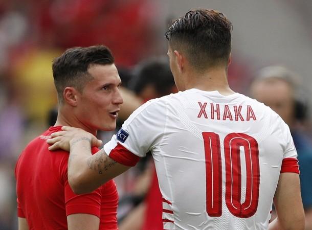 Xhaka brothers