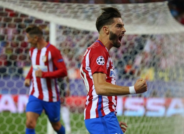 2762e16d2 Champions League results  Atletico top Bayern as Barcelona