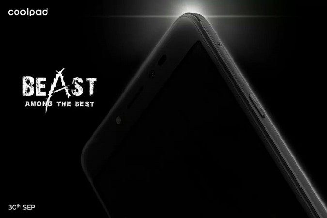 Coolpad Beast coming on Sept. 30