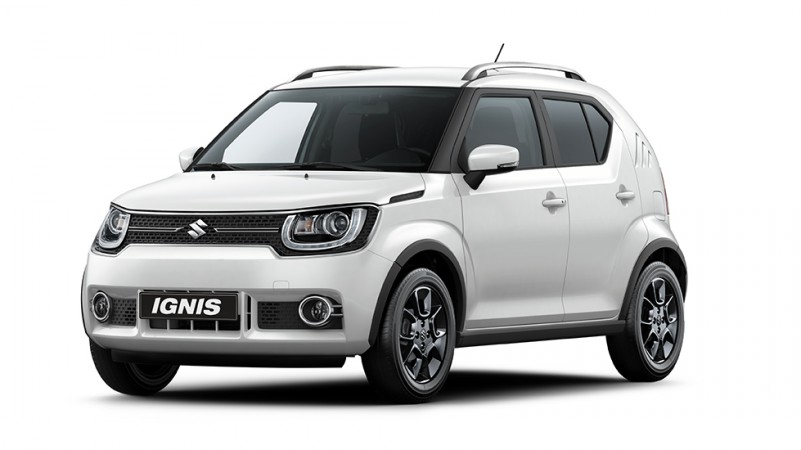 Paris Motor Show: India-bound Suzuki Ignis takes centre stage