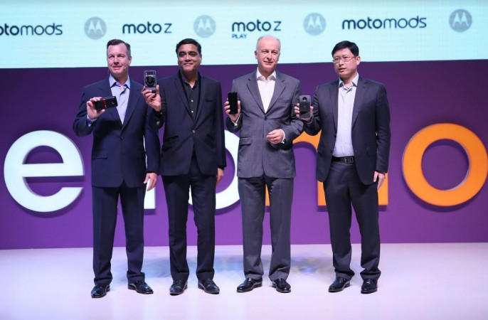 Moto Z, Z Play, Moto Mods launched in India
