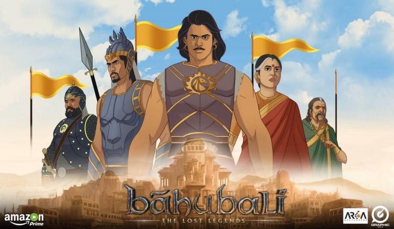 Baahubali animated series