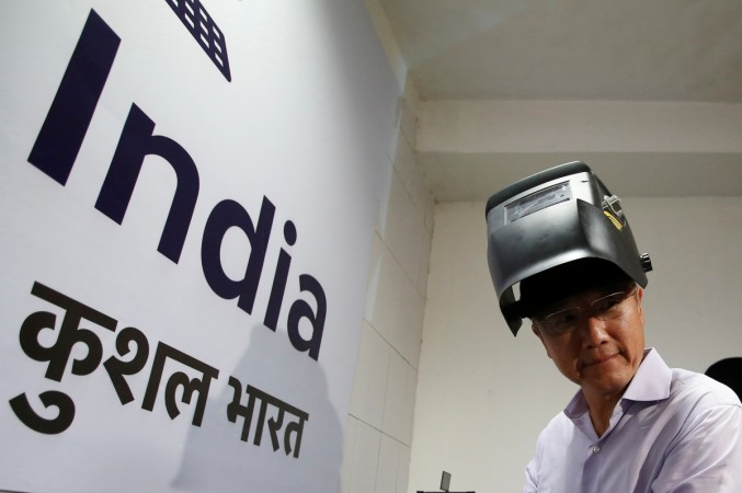 world bank job creation jim kim automation india china modi govt