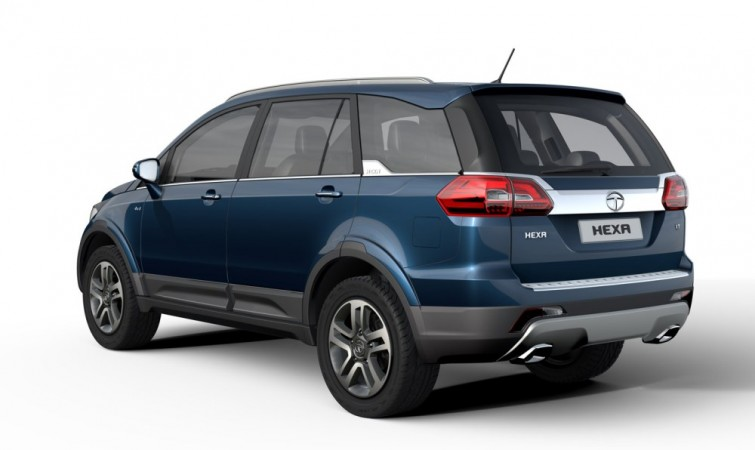 Tata Hexa Price Leaked To Be Cheaper Than Toyota Innova