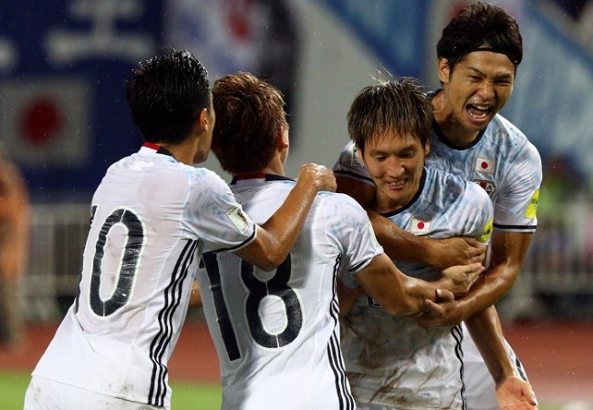Japan World Cup qualifiers