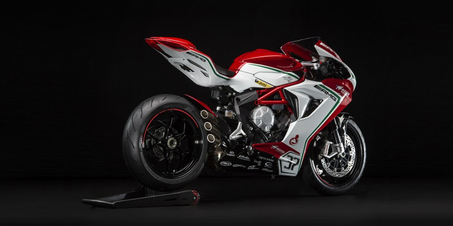 MV Agusta limited edition F3 RC launched in India