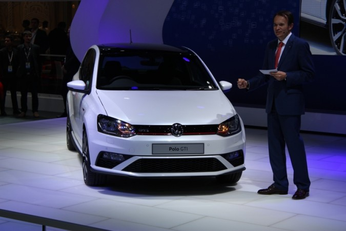 Volkswagen Polo GTI coming soon to India