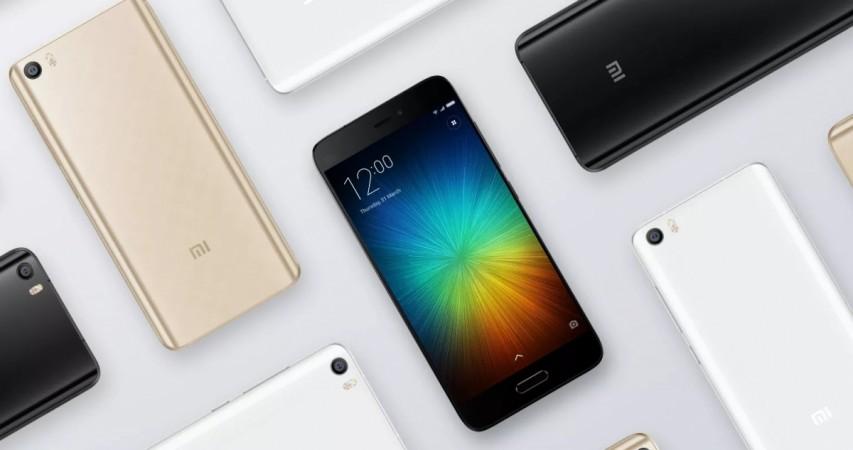 Xiaomi Mi 5, Xiaomi Mi S, CES 2017
