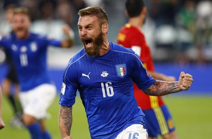 Daniele De Rossi Italy