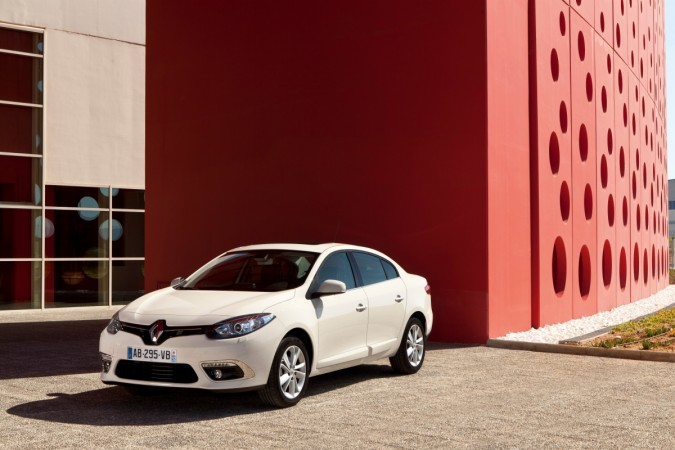 Renault Fluence discontinued in India?