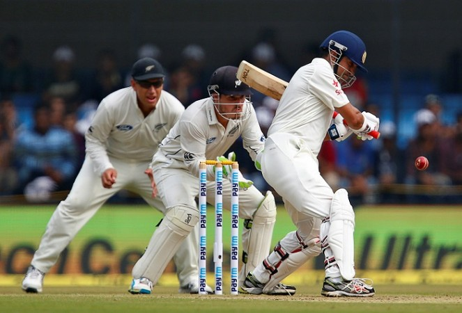Gautam Gambhir India New Zealand