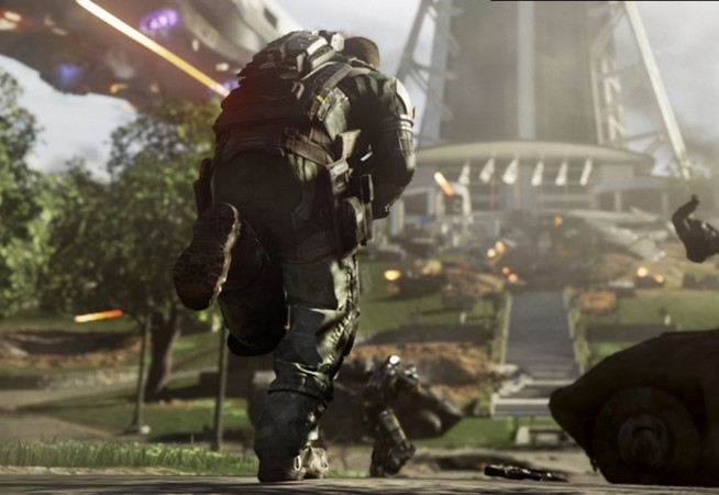 Call of Duty: Infinite Warfare will have the Intervention gun along with Classic Weapons; gamers can unlock guns by prestiging