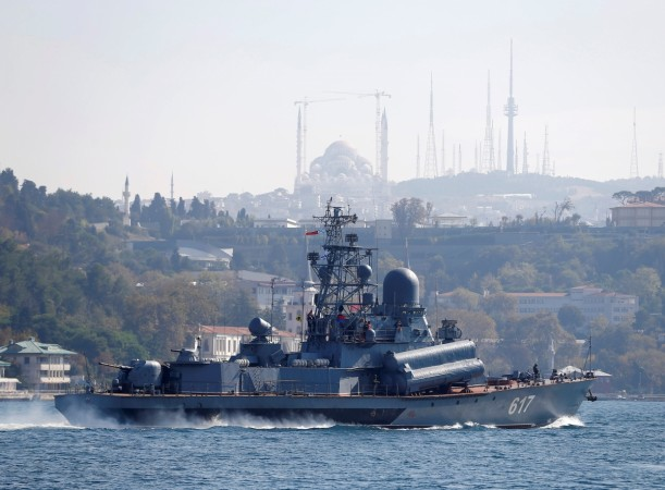 Russia to have a permanent naval base in Syria
