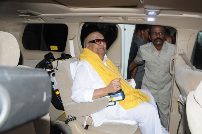 Karunanidhi
