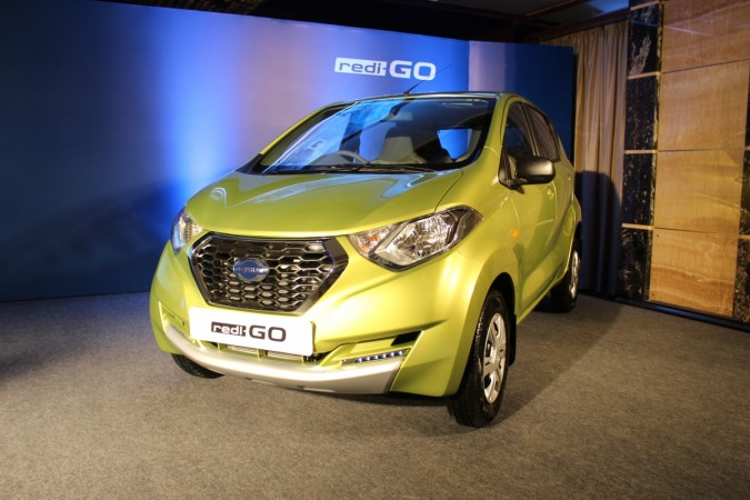 Datsun redi-Go recalled in India over faulty fuel system