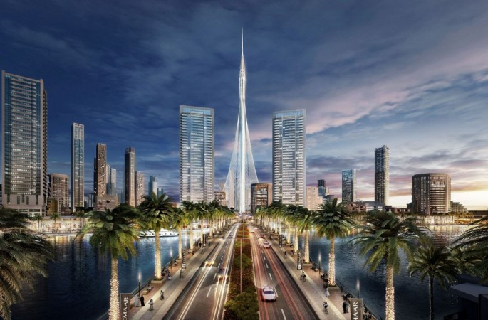Dubai's The Tower