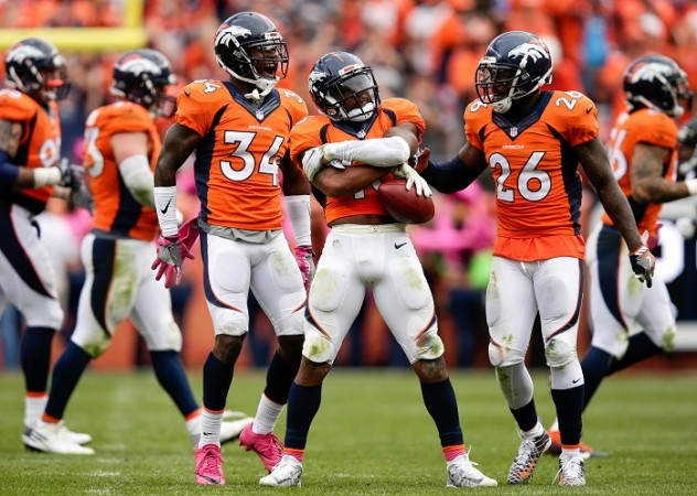 Denver Broncos Vs San Diego Chargers Live Streaming Watch