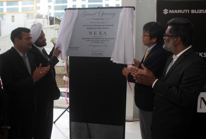 Maruti Suzuki sets up 6th Nexa showroom in Bengaluru
