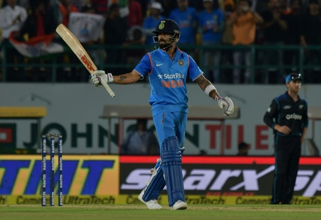 Virat Kohli India New Zealand
