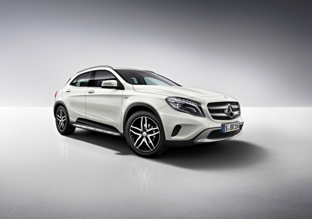 Mercedes-Benz GLA 220 d 4MATIC Activity Edition