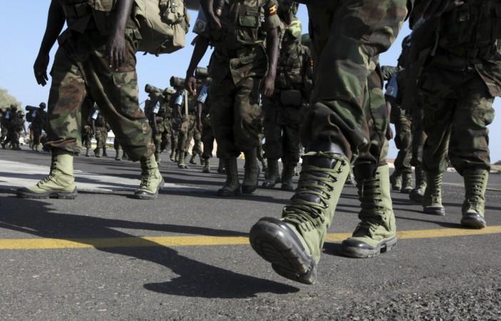 Djibouti military base