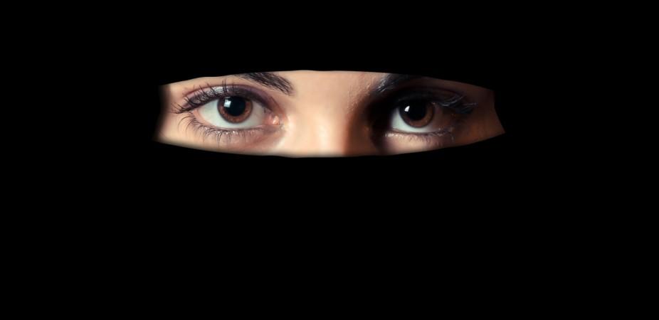 burqa islam women