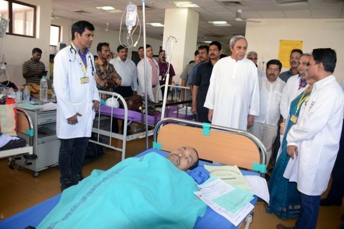 Odisha hospital fire