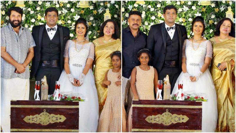 Rajan P Dev's son Jubil marries Riya