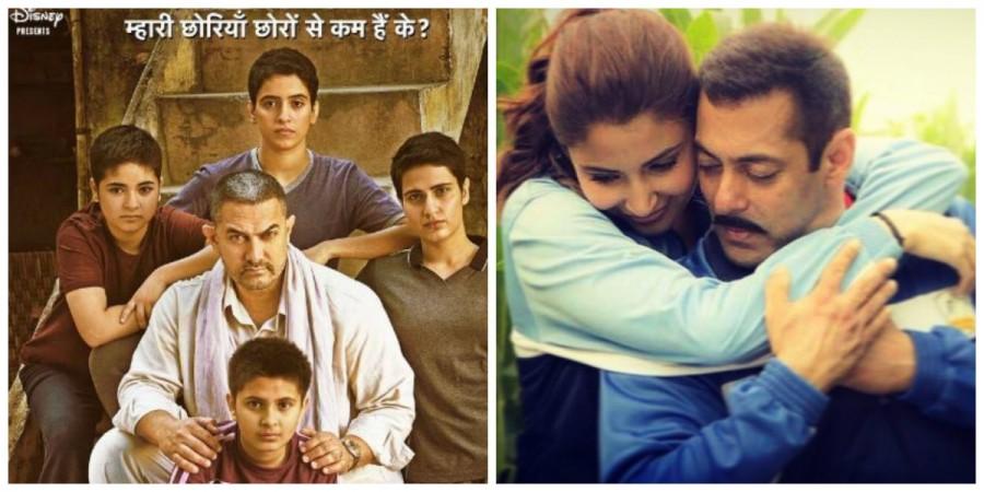 Dangal, Sultan, Aamir Khan, Salman Khan