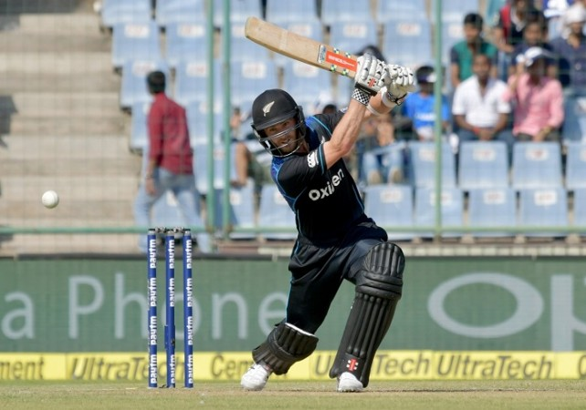 Kane Williamson New Zealand India