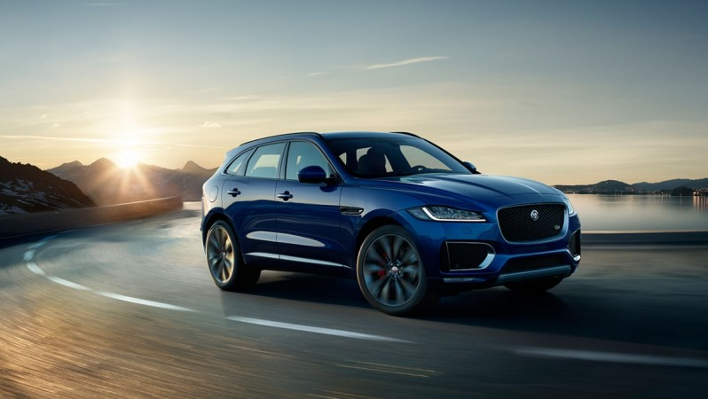 Jaguar F-Pace goes on sales in India