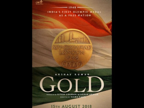 Akshay Kumar's Gold first look