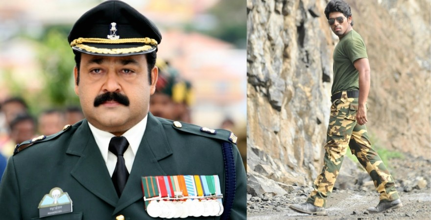 Mohanlal and Allu Sirish to share screen-space in 1971 Beyond Borders