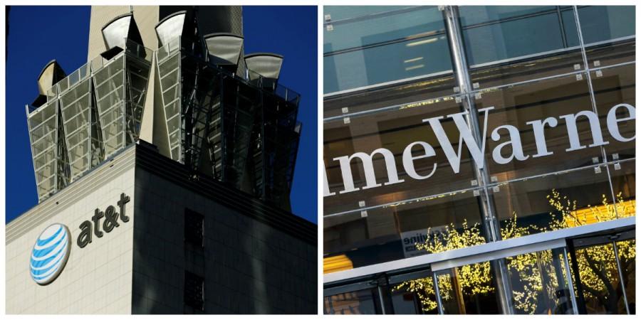 AT&T Time warner inc deal $85 billion media tie-up mega deal agreement serials studios hbo channels cnn