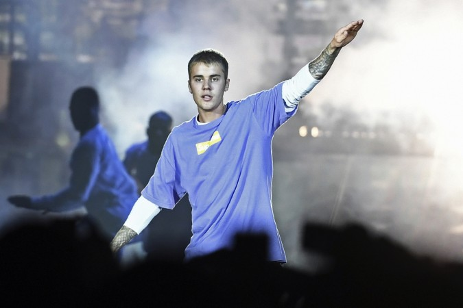 Justin Bieber storms off stage during Manchester concert after being booed by fans