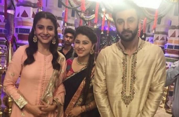 Yeh Hai Mohabbatein: Ae Dil Hai Mushkil actors Ranbir, Anushka to grace Raman-Ishita's wedding ceremony